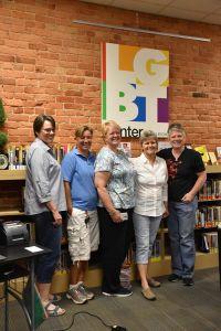 Photo by Erin Iannacchione, library director